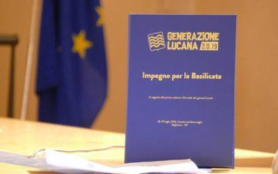 Lettera aperta di Generazione Lucana per le elezioni in Basilicata